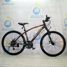 """sepeda gunung tabibhito 26"""" mischief 2.0"""