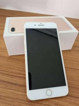 iPhone 7 plus available with box cod shipment all over India only genu