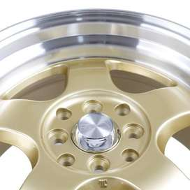 Pelek Mobil Model Brisket HSR Ring15