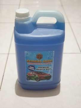 Shampo mobil cuci wax kwalitas premium