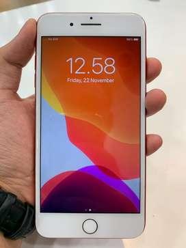 iPhone 7 Plus 128GB Red - Ex Inter