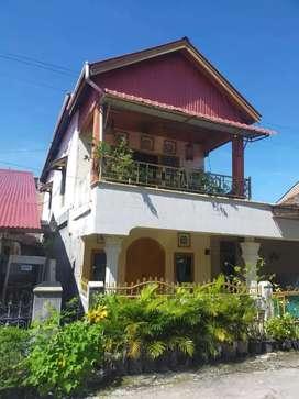 Dijual Rumah 2 lantai . Kota Padang