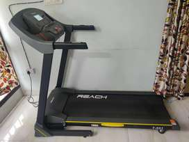 [Urgent] 4 Month Old Branded Reach Treadmill For Sale