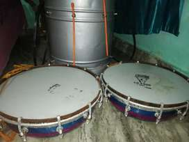 Drums and dolak