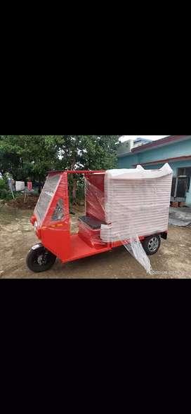Brand New Loader E Rickshaw