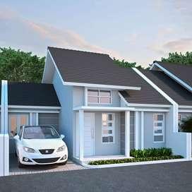 Dijual Rumah di Griya Sedayu Asri, Bangunan Baru Type 45 Dekat UMY