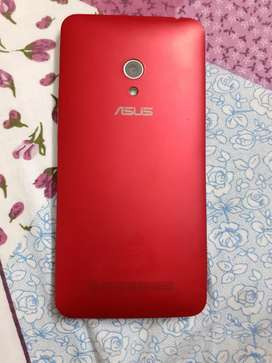 Asus Zenfone 5 A501CG (Red, 16 GB) (2 GB RAM)