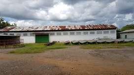 Gudang dengan Tanah Luas 2,3 Ha, Zona Merah, Karanganyar, Surakarta