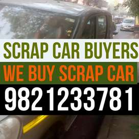 Damageddd scrapp car buyer inuabai