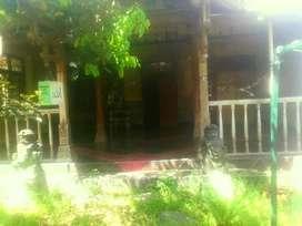 Rumah dengan tanah luas murah selatan XT swuare sangat strattegis