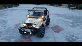 Jeep's willyz thar modified open and closed