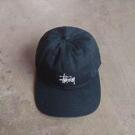 Stussy Low Pro Cap Black