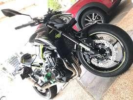 Kawasaki Z900 Gress Seperti Baru