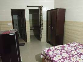 Independent studio apartment fully furnished