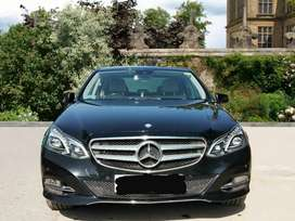 E-250 CDI mercedes benz.. black colour.. company maintained..