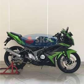 FLASH SALE SKA MOTOR Ninja RR 2014
