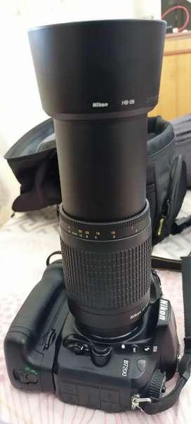 Nikon D7200... shutter count 20k
