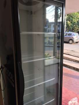 Running mobile shop