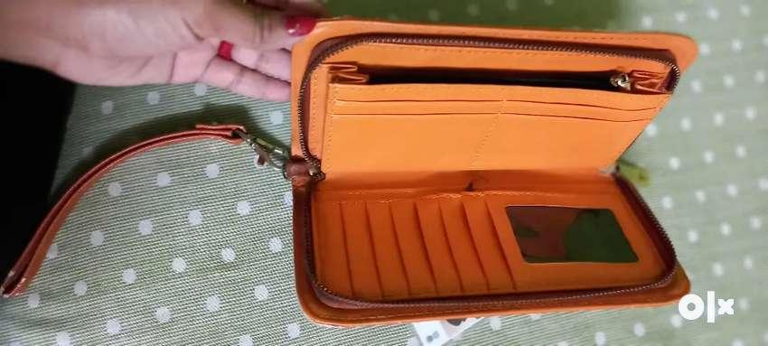 Branded venosan wallet