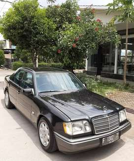 Mercedes W124 Boxer 300e AT Full MP