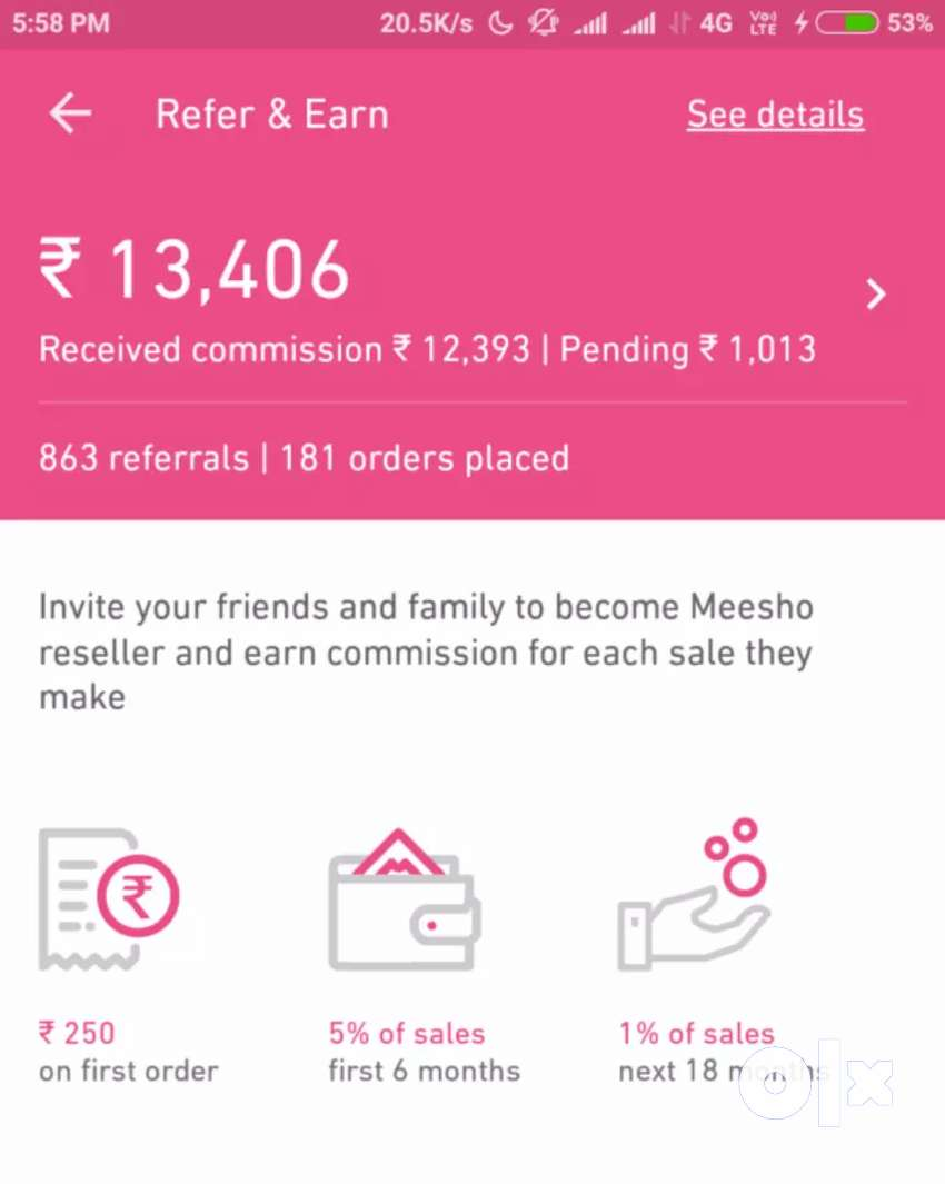 HOW I EARN 15000RS PER MONTH MEESHO RESELLING 0