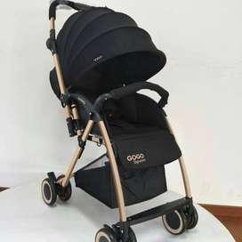 Stroller Elle Gogo Delray Signature Stroler Bayi Kereta Dorong Bayi