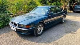 BMW 7 Series 1996 740i