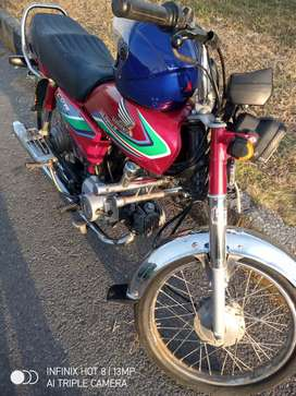 Honda CD 70 Bike