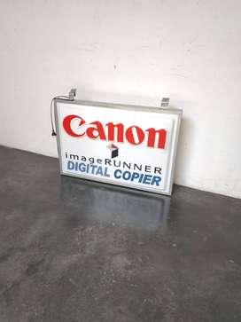 JUAL NEON BOX CANON MURAH BANGET