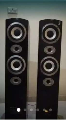 Woofer  used