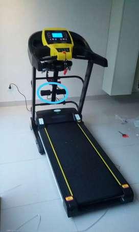Alat olahraga lari treadmill fuji