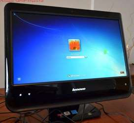 LENOVO C200 2GB/500GB ALL IN CPU ONLY RS10000 WITH WARRANTY IN KK
