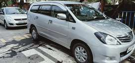 Toyota Innova 2011 Diesel Well Maintained car only private use .