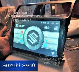 Suzuki Car Android LCD(Swift Android, Cultus Android, Wagon R Android