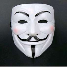 Topeng Tokoh Anonymous