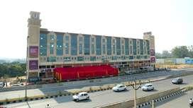 Pre- Rented Retail space on Highway Facing,Zirakpur