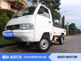 [OLXAutos] Suzuki Carry 1.5 Pick-up Bensin 2006 A/T Putih #EM31 Motor