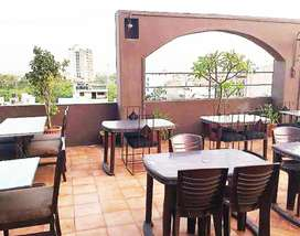 Blank space for Shisha /Restaurant for rent in Gariahat with rooftop