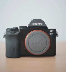 KAMERA SONY A7S (body only) / camera mirrorless