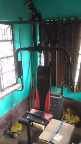 Brand new condition home gym @14000/- only
