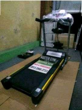 Pusat Alat Fitnes Best Seller Treadmill Elektrik Incline