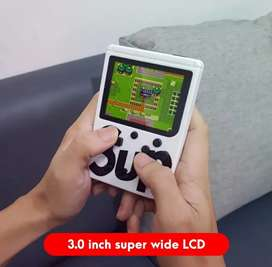Gamebot gameboy anak 400 game in 1 baru