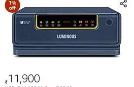 Luminous nxg 1800 solar invertor