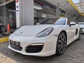 Porsche Boxter 2.7 Convertible thn 2013 , KM 29rb terima plat bandung!