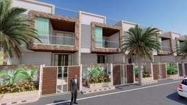 VILLA 3 BHK - Luxury - Best Location - Jaipur - Tonk Road  - Sanaganer
