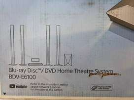 Sony Home Theater System BDV-E6100 On Cash and Easy Instalments.