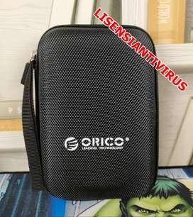 ORICO 2.5inch Hard Drive Small-size Storage Bag - PH-HD1 - Hitam