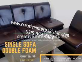 Sofa Doublecushioned 4yrsgurante modernconcept office Chair Table bed