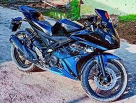 I'm want new that's I'm my R15 Yamaha