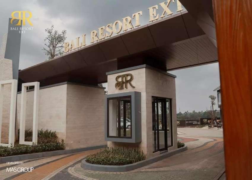 Bali Resort Extension hadir dengan 2 lantai